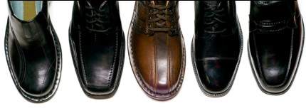 Whether you're looking for Wingtips, slip-ons, desert boots, or lace-ups, you'll find them at Jensen's!